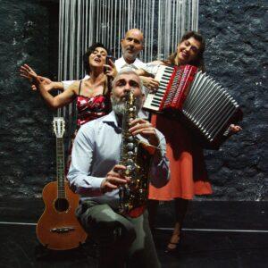 Spoon River Quartet